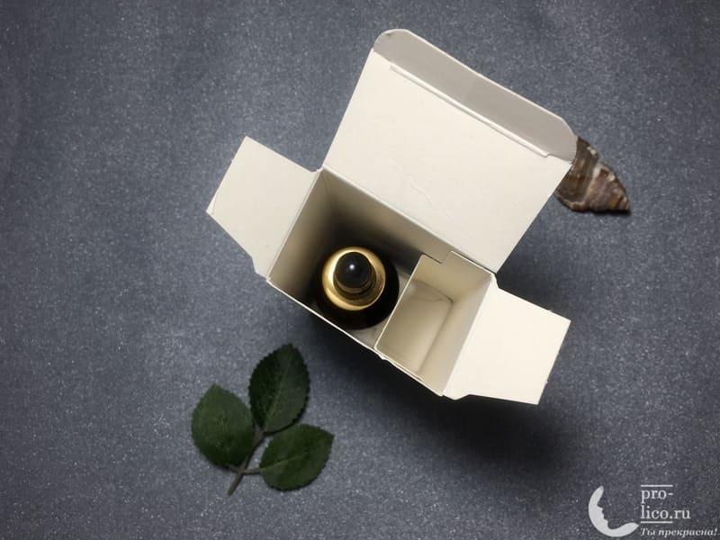Aqua-гель гиалуроновая кислота и коллаген от Novosvit упаковка