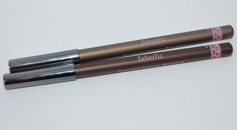 """Что представляет собой карандаш для бровей """"Фаберлик""""?"""