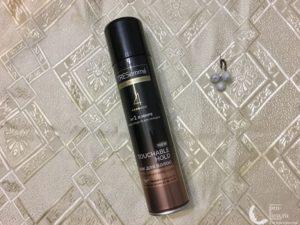Лак для волос TRESemme — мой отзыв, разбор состава, плюсы и минусы