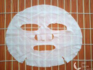 Мой отзыв на корейскую тканевую маску для лица Skinapple «С огурцом. Увлажнение» – только ли увлажнение?