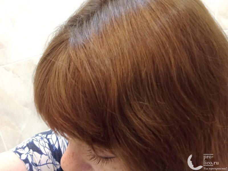 Пена для укладки волос Taft от Schwarzkopf Сверхсильная фиксация фото до и после