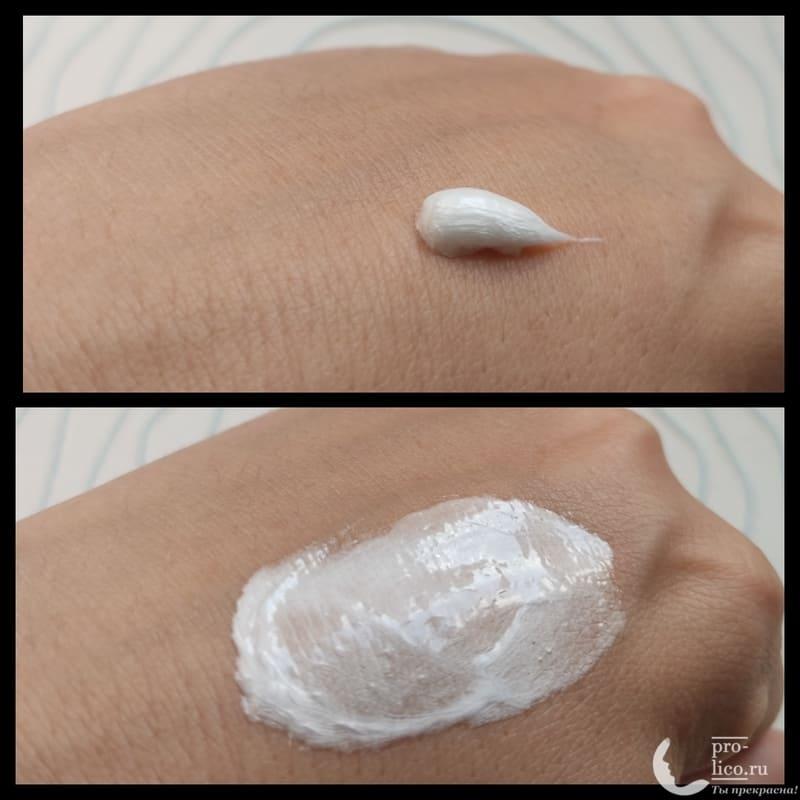 Пенка для умывания с муцином улитки Ekel Snail Foam Cleanser фото до и после