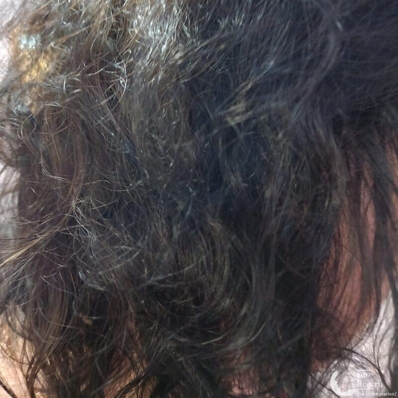 Спрей для волос КЕРА-НОВА мгновенный восстановитель структуры волос от Floresan фото до и после