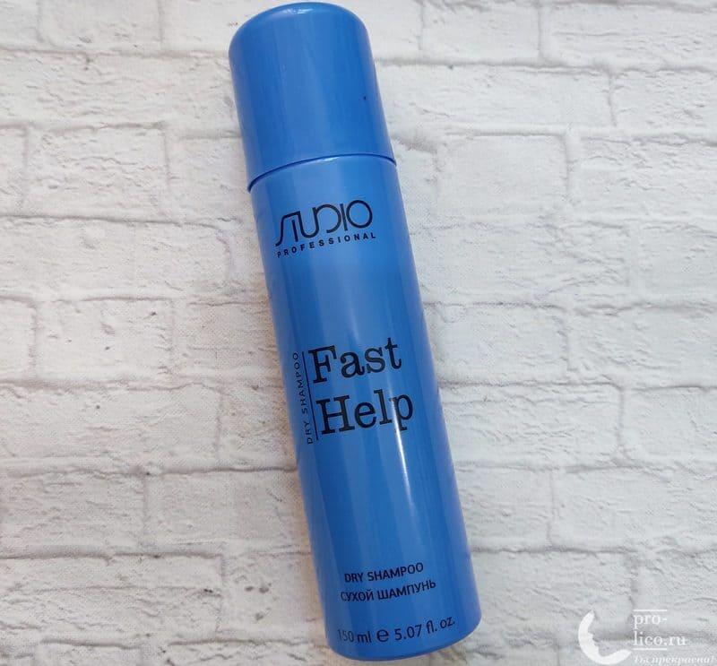Studio Professional Сухой шампунь для волос