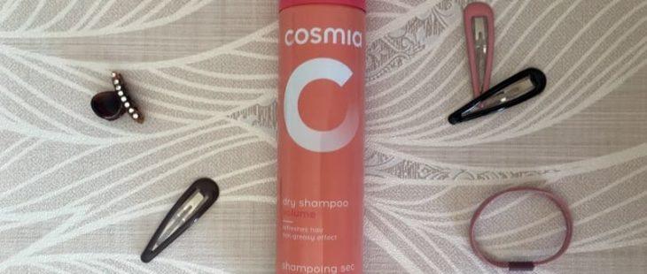Сухой шампунь Cosmia — мой отзыв, разбор состава, плюсы и минусы