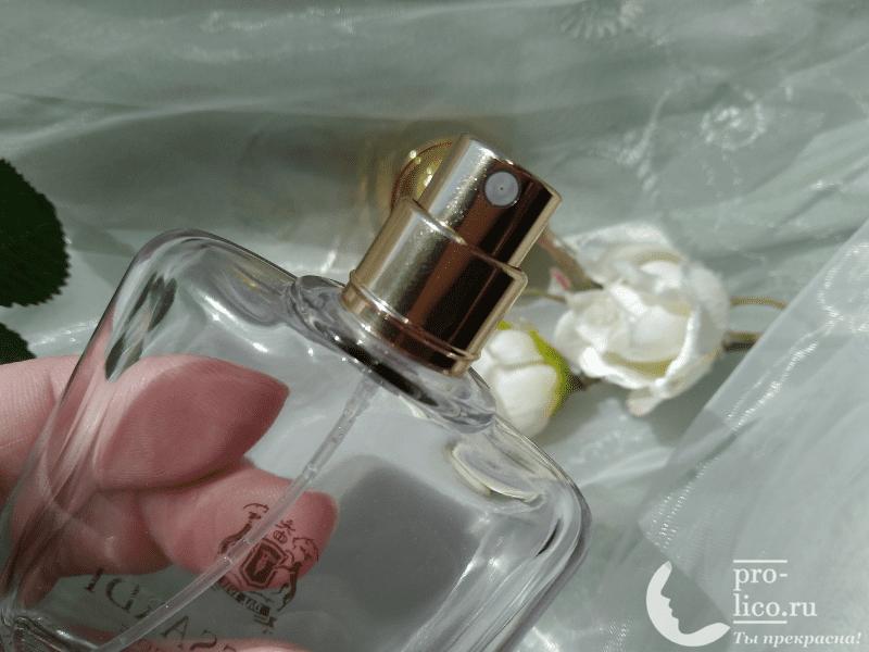 Туалетная вода Trussardi Delicate Rose — мой отзыв, впечатления, плюсы и минусы