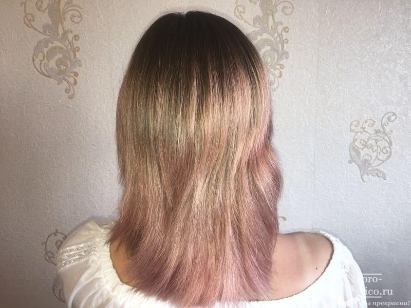 Бальзам для волос Natura Siberica Oblepikha Professional Облепиховый c эффектом ламинирования эффект на волосах
