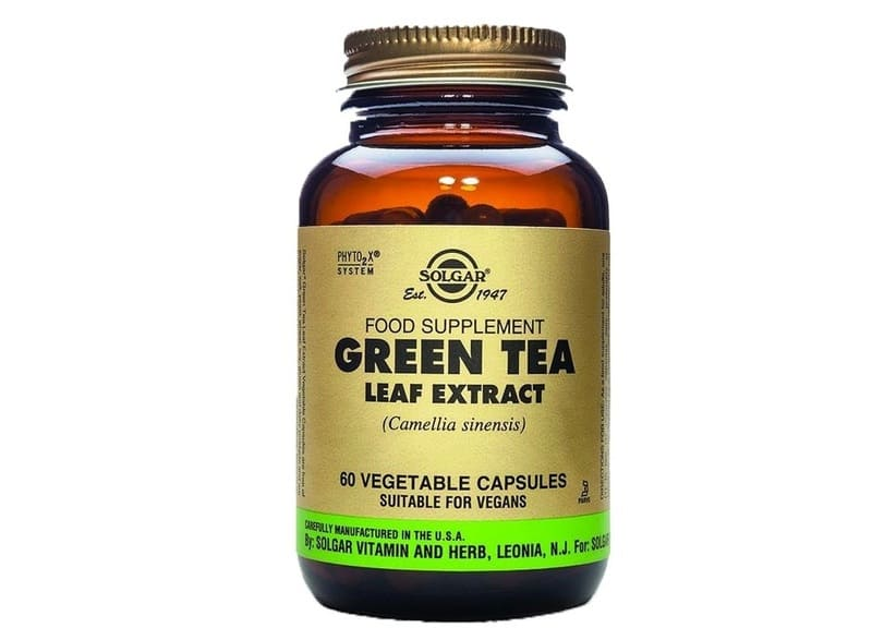 Экстракт листьев зеленого чая