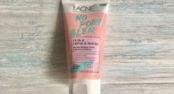 Гель-Скраб-Маска против черных точек и жирного блеска «No Pore Blem» серии Stop Acne