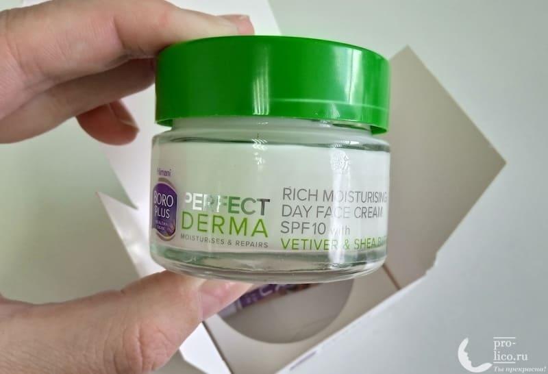 Крем для лица Boro Plus Perfect Derma