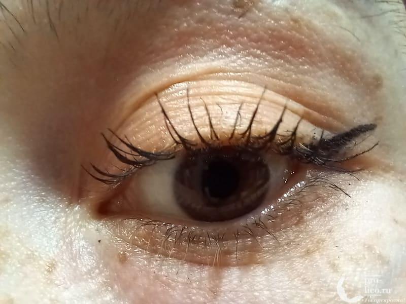 Мицеллярный мусс Nivea Make Up Expert для снятия макияжа до и после