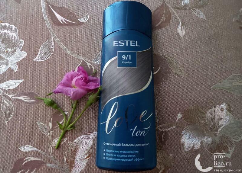 Оттеночный бальзам Estel Love Ton