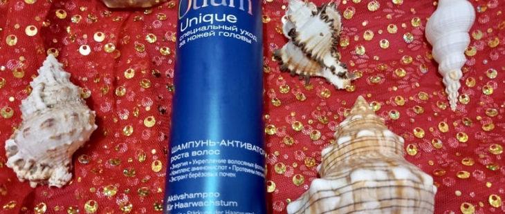 шампунь-активатор роста волос Estel Otium Unique