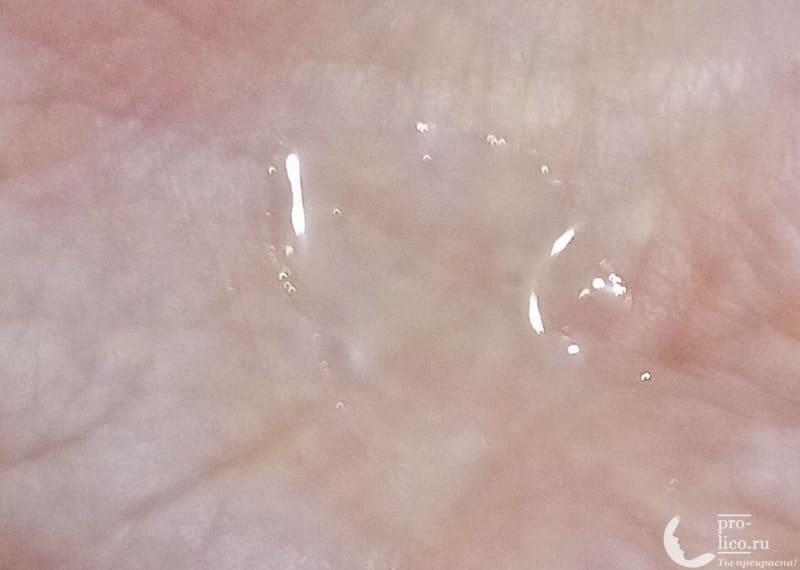 шампунь-активатор роста волос Estel Otium Unique консистенция