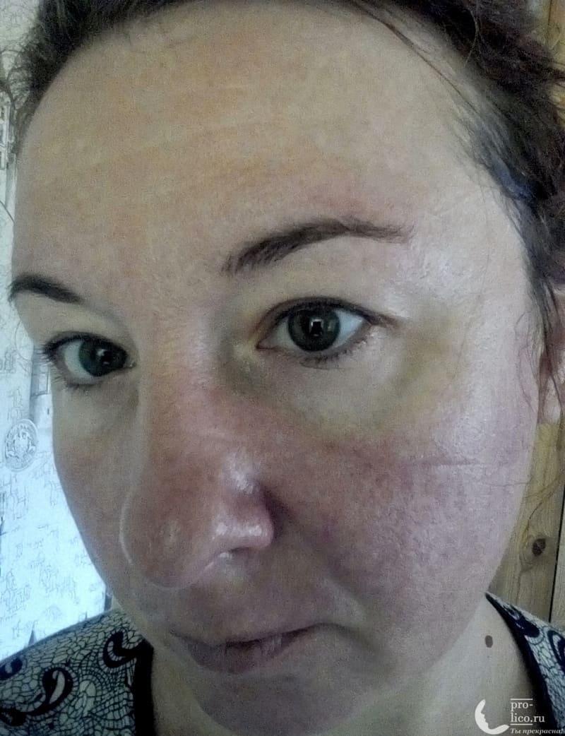 тканевая маска для лица IMAGES. Питательная, с экстрактом водорослей