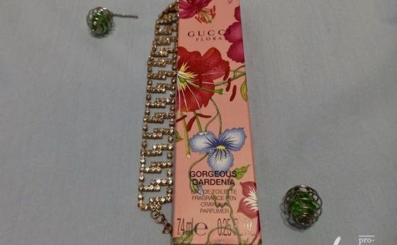 Нежный аромат Gucci Flora by Gorgeous Gardenia