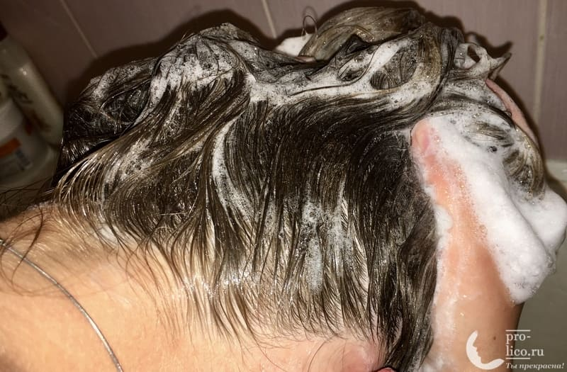 Шампунь глубокой очистки Estel Princess Essex deep cleansing shampoo