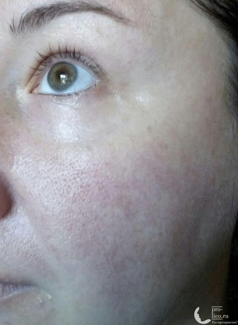 """Тканевая маска для лица Mi-Ri-Ne с ледниковой водой """"Ромашка и жасмин"""""""
