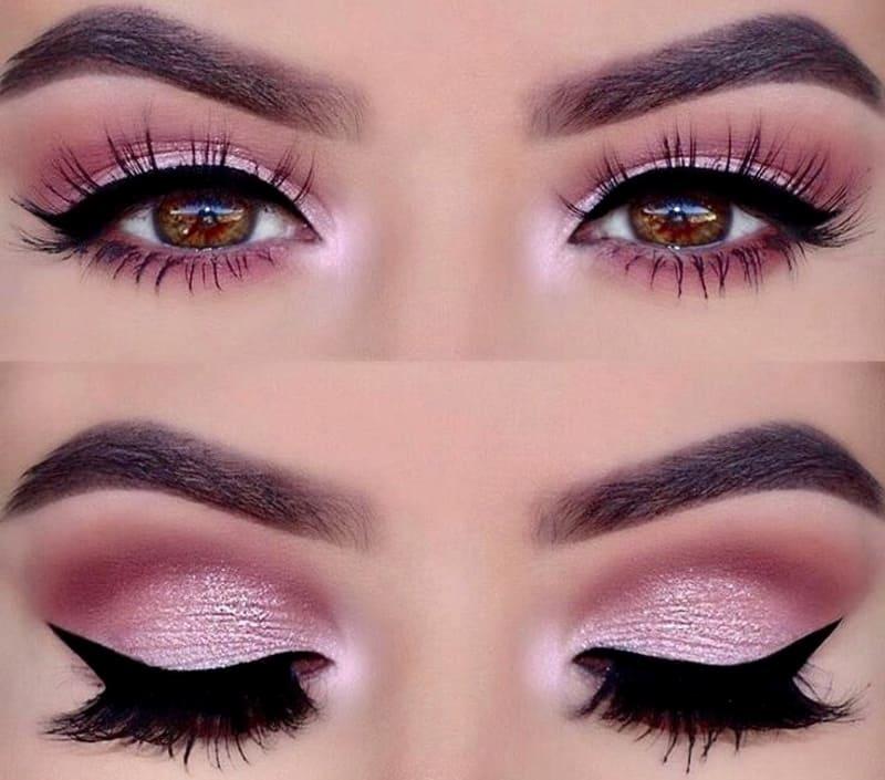 6 интересных советов по макияжу карих глаз