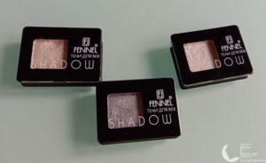 Блестящие тени для век Fennel — мой отзыв и впечатления от использования