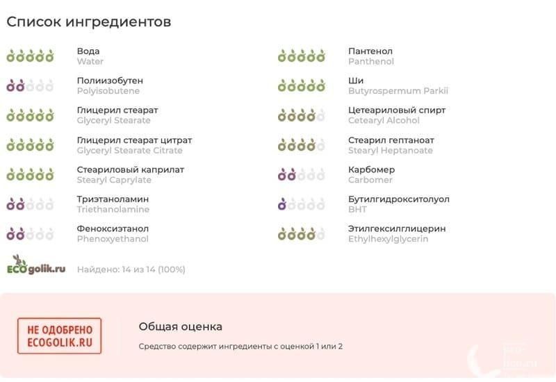 Крем универсальный Невская косметика «Пантенол»