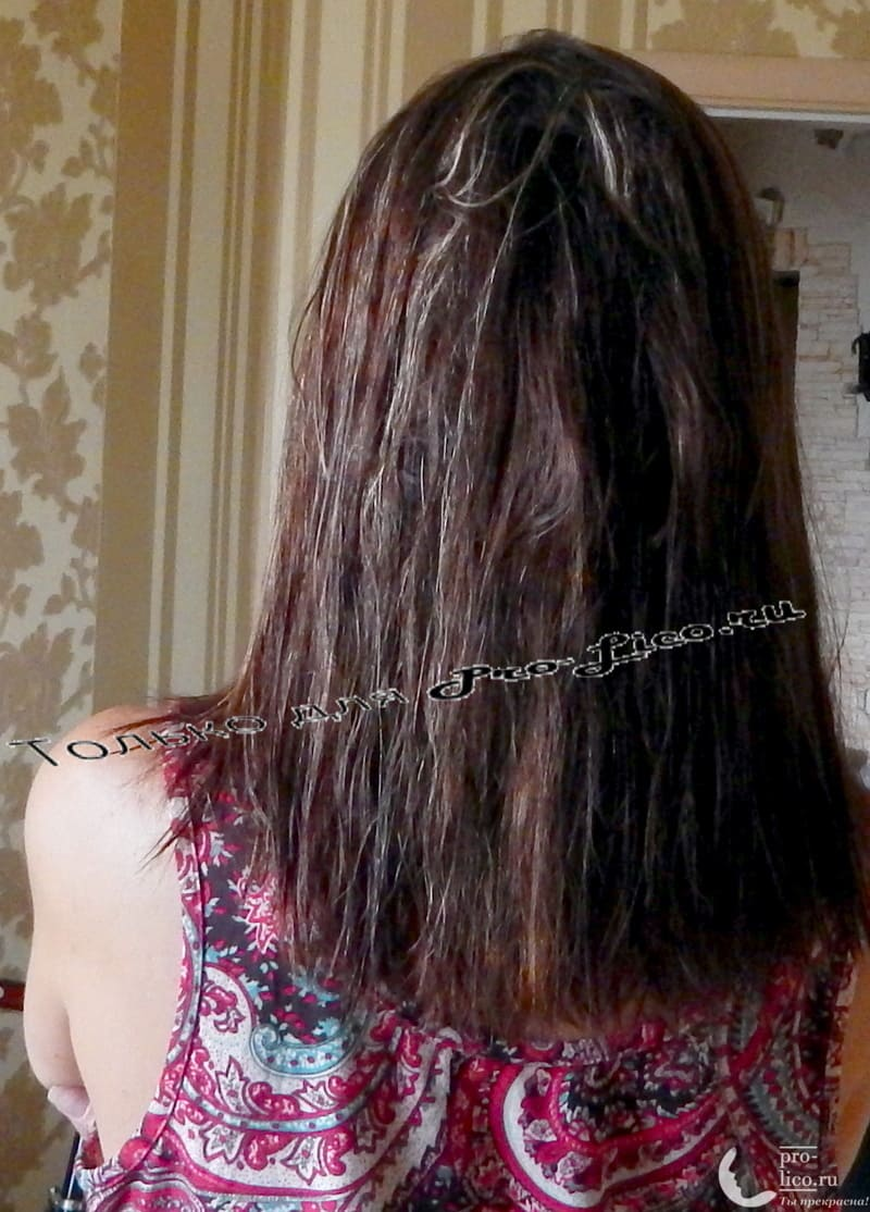 Несмываемый крем-уход для волос Fructis