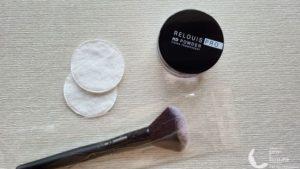 Пудра рассыпчатая Relouis / Релуи Pro Powder HD Fixing transparent — мой отзыв, разбор состава, плюсы и минусы