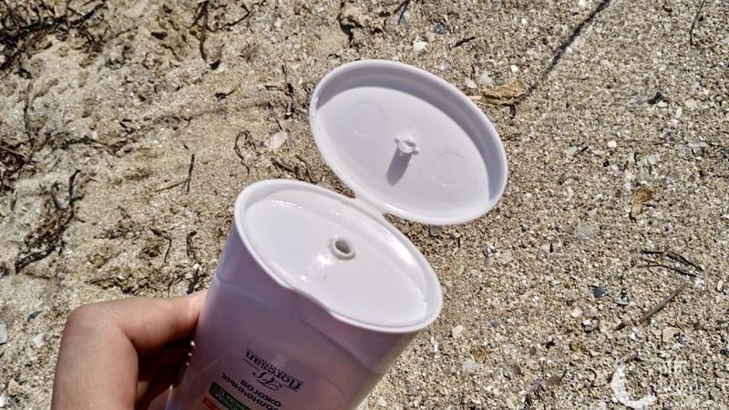 Солнцезащитный крем Floresan (Флоресан) барьер «полный блок» - максимальная защита от солнца, водостойкий