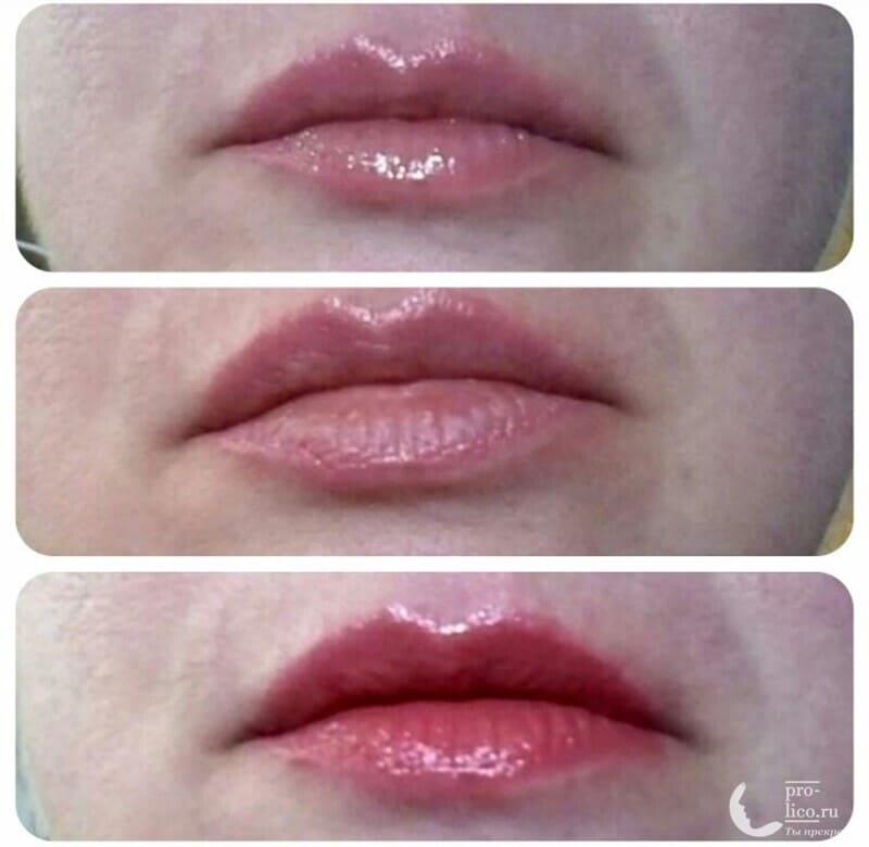 Сыворотка Eveline Восстанавливающая для губ с аргановым маслом Классическая