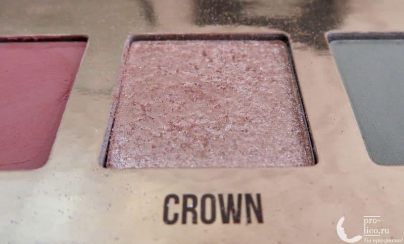 Большая палетка теней Lime Crime Venus XL crown
