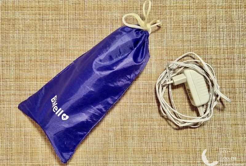 Ирригатор B.Well WI-911 мешочек и зарядное устройство
