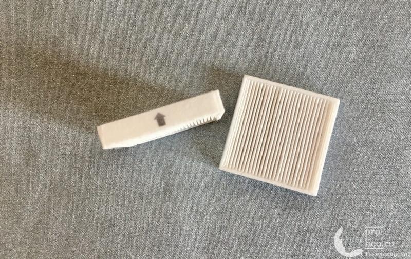 Маска-очиститель воздуха LG PuriCare HEPA фильтр