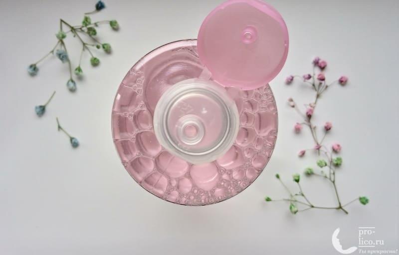 Мицеллярная вода Care 365 3 в 1 дозатор