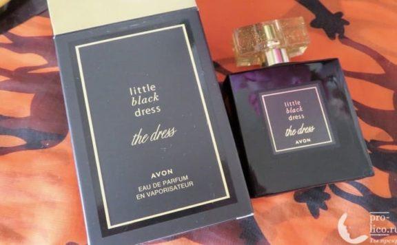 "Avon Little Black Dress ""The Dress"""