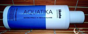 Шампунь Likato «Aquatika» антистресс и увлажнение – мой отзыв о тонкостях применения