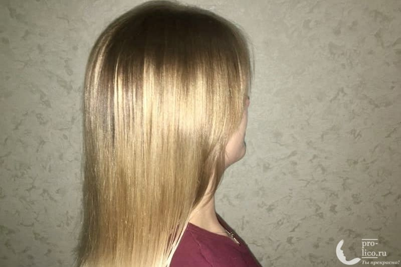 Шампунь TRESemme «Разглаживающий для волос» Keratin Smooth с кератином и маслом марулы результат