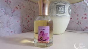 Стойкий недорогой парфюм Faberlic Fleurette – отзыв, описание