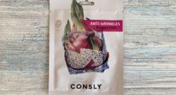 Тканевая маска для лица Consly Anti-Wrinkles «Dragon Fruit»