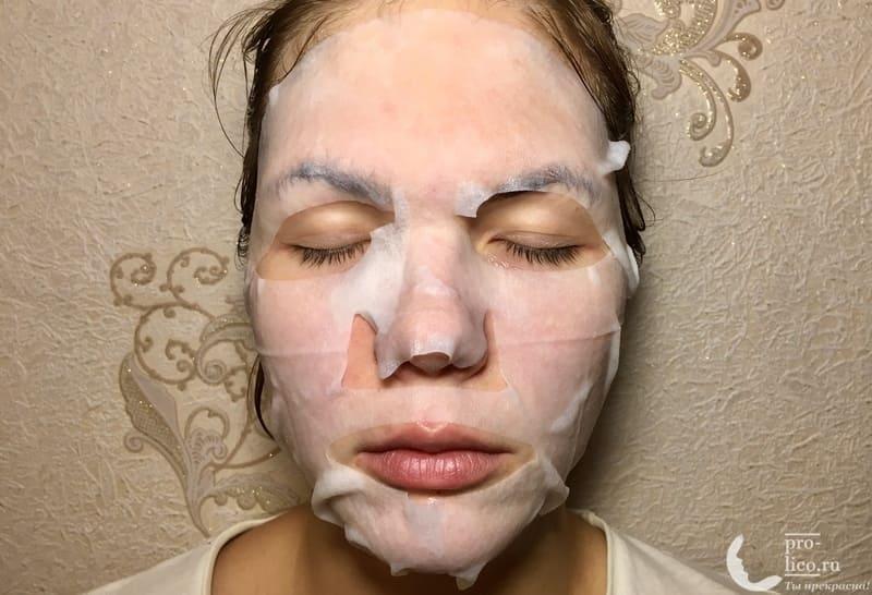 Тканевая маска для лица Consly Anti-Wrinkles «Dragon Fruit» – мой отзыв, разбор состава, плюсы и минусы