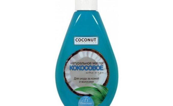Натуральное кокосовое масло Floresan