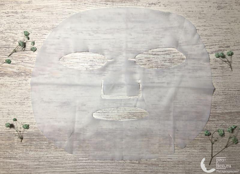 Тканевая маска для лица Consly Anti-Acne «Calamansi» лекало