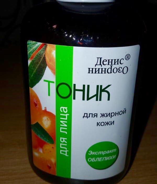 Тоник Green Mama (Денис Озорин) для жирной кожи